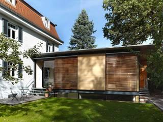 Anbau an ein Einfamilienhaus Moderne Häuser von SPP Sturm Peter + Peter Architekten + Ingenieure Modern