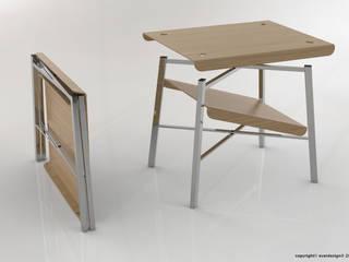 Beistelltisch: modern  von everdesign,Modern