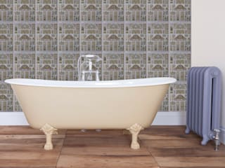 Traditional Victorian Berwick Inspired Bathroom UKAA | UK Architectural Antiques BathroomBathtubs & showers