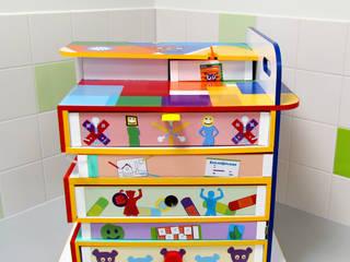 studio Che Eyzenbach Nursery/kid's roomStorage