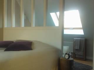 suite parentale en presqu'ile: Chambre de style  par TDO Concept