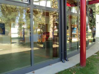 ASILO NIDO A VOLTABAROZZO - (PD) Scuole moderne di Studio Rossettini Moderno