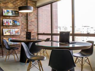agencia de viagens โดย Mariana M Simoes arquitetura conceitual โมเดิร์น