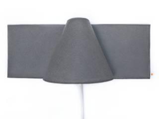 Walllamp: modern  door Celine van Raamt, Modern