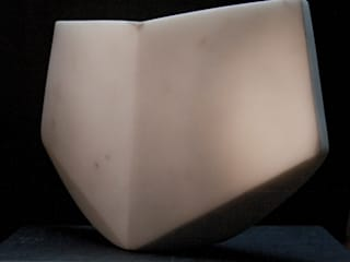 Simetría:  in stile  di Federico Pozuelo Scultore
