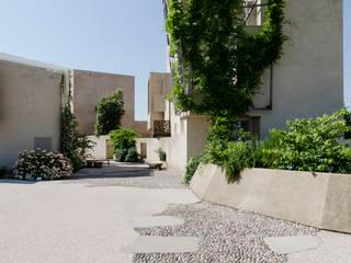Contrà Leopardi Case moderne di Laboratorio di Architettura www.semerano.com Moderno