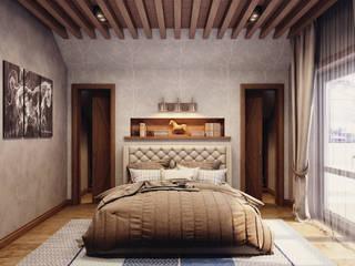 HOMEFORM Студия интерьеров Country style bedroom