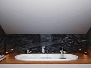 Minimalist bathroom by HOMEFORM Студия интерьеров Minimalist