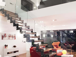 007 House:  Houses by BGA Architects Ltd, Modern