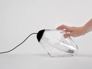 Lampe Mercure:  de style  par Lucie Le Guen