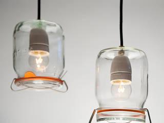 Weck Lamp: modern  door Chris Ruhe Meubelkunst, Modern