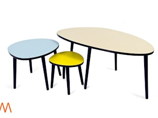 Wilf Tables:   by Alison Milner