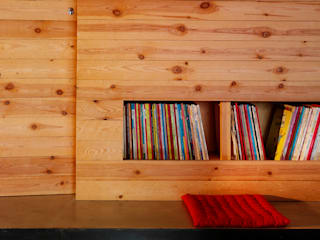 OCEAN_SHSH:  Nursery/kid's room by SHSH Architecture + Scenography