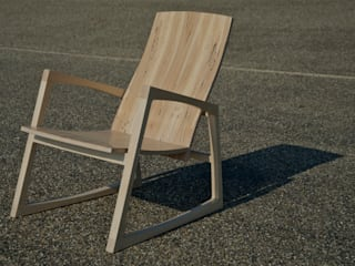 CHAIR no.2 van fingerprint furniture Scandinavisch
