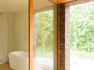 H118 Moderne badkamers van das - design en architectuur studio bvba Modern