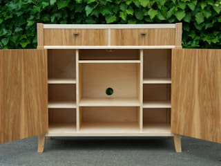 tv & media kast van fingerprint furniture Scandinavisch