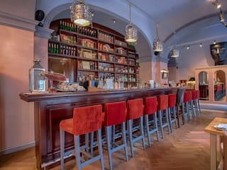 Bars & clubs by Roberts Design, Eclectic