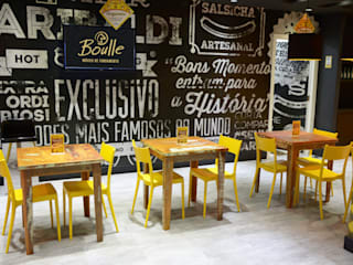 Salones de eventos de estilo  por Boulle,