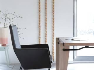 Stoelen:  Eetkamer door Label | van den Berg, Modern