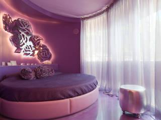 STUDIO CERON & CERON Eclectic style bedroom