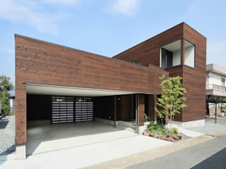 Casas de estilo  por arakawa Architects & Associates,