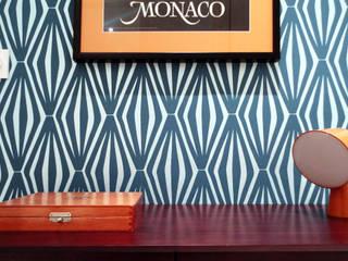 Entrée Vintage par Carole Montias-Studio Moderne