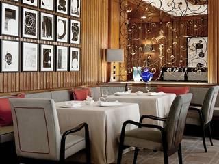 Restaurant - Hotel Interiordesign aus Berlin:  Hotels von Fine Rooms Design Konzepte GmbH