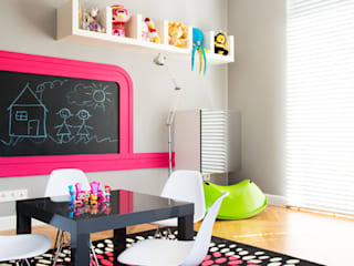 Nursery/kid's room by RedCubeDesign, Scandinavian