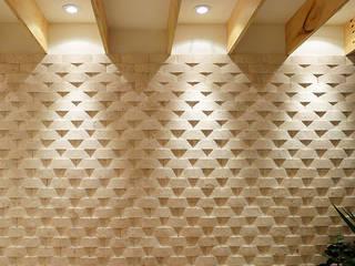 Wände von thinkTREE Architects and Partners