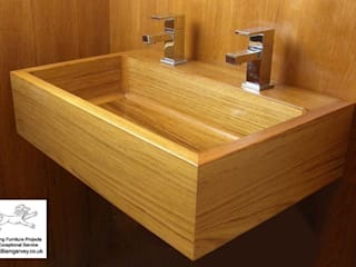 William Garvey Baths and sinks: modern  by William Garvey Ltd, Modern