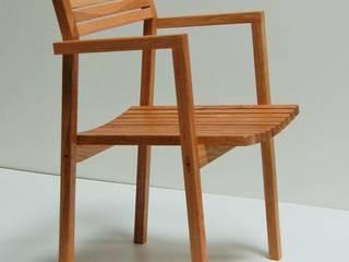 terrasstoel: modern  door Atelier 4d, Modern
