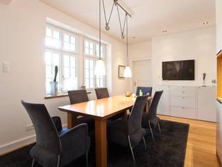 Sanierung Wohngebäude:  Esszimmer von xs-architekten