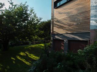 Wohnhauserweiterung:  Häuser von xs-architekten