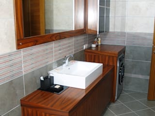 ZAFER MİMARLIK ve MOBİLYA SAN. BathroomDecoration