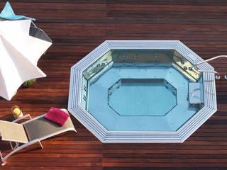 Modern Spa by Ceramistas s.a.u. Modern