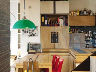 cucina:  in stile  di Laboratorio Controprogetto snc