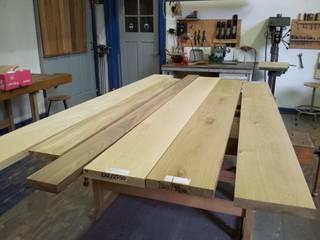 Work in progress :   door Fiftytables