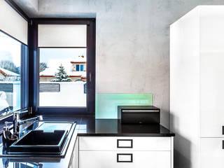 COCO Pracownia projektowania wnętrz Cuisine minimaliste