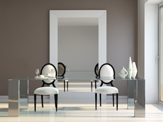 Comedor diseño Comedores de estilo moderno de InterNamaste Moderno