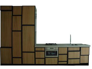 Keuken Scatch:  Keuken door Kuntz en Meubels , Modern