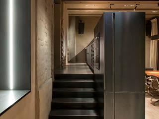Küche Tombak Eiche Stahl :  Veranstaltungsorte von Wiedemann Werkstätten