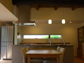 長崎工作室 Cucina moderna