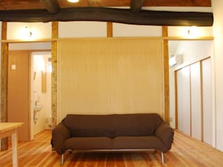 長崎工作室 Soggiorno moderno