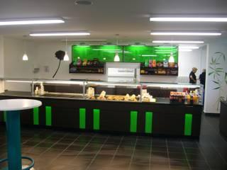 Ladenbau Moderne Gastronomie von TS Innenausbau GmbH Schreinerei Modern