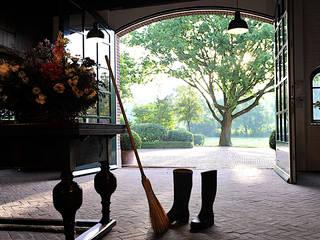 Landhaus Holland Fenster & Türen im Landhausstil von Jörn Dreier photography Landhaus