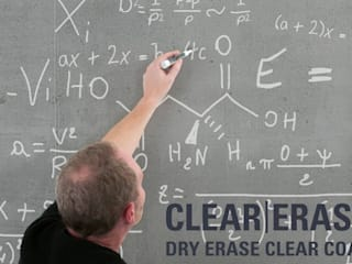 Dry-erase wallcoverings: industrial  by Tektura Wallcoverings, Industrial