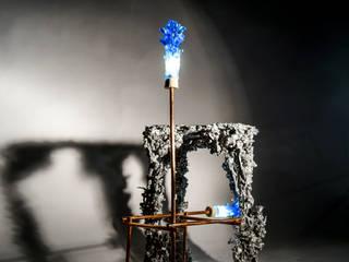 Kaarsrecht Salas de estilo moderno de Studio Pascal Smelik Moderno