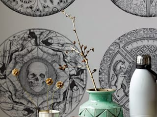 Helen Strevens - Iris:   by Tektura Wallcoverings