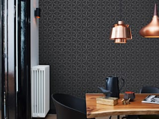 Moods: modern  by Tektura Wallcoverings, Modern