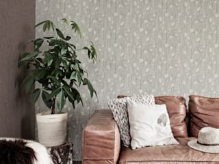 Nomadics: modern  by Tektura Wallcoverings, Modern
